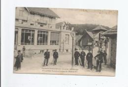 FRONTIERE FRANCO ALLEMANDE (SCHLUCHT) DEUTSCH FRANZOSISCHE GRENZE (SCHLUCHT) 1905 - Douane