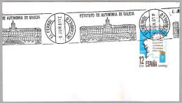 Rodillo ESTATUTO DE AUTONOMIA DE GALICIA. Ferrol 1981 - 1931-Hoy: 2ª República - ... Juan Carlos I