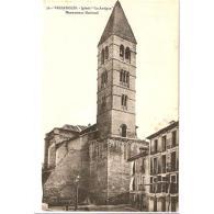 VLLDLTPA3510-LFTD5160TARI.Tarjeta Postal DE VALLADOLID.Edificios,IGLESIA LA ANTIGUA  En VALLADOLID - Iglesias Y Catedrales
