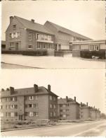 Seclin-ecole Des Garcons Paul Langevin-HLM Boulevard Hentges-lot De 2 Cartes-cpsm - Seclin
