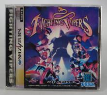 Sega Saturn Japanese : Fighting Vipers GS-9101 - Sega
