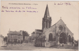 ((R3) YVELINES , CONFLANS SAINT HONORINE,l'église . - Conflans Saint Honorine