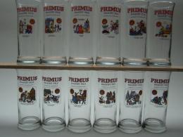Série De 12 Verres PRIMUS - Glazen