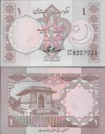 Pakistan ND (1982) - 1 Rupee - Pick 26 UNC - Pakistán