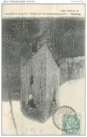 """Cachet Perlé Facteur Boitier """"Longueville Seine Et Marne 1906"""" Blanc Pour Verdun - Marcophilie (Lettres)"""
