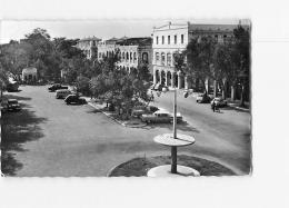 Djibouti : Place Ménélick. 2 Scans. Edition Grands Comptoirs Français - Gibuti