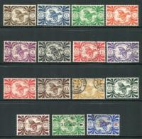 Nouvelle Calédonie Lot De Divers Timbres De 1943-45 Neufs Avec Charnière * Et  Oblitérés - Neukaledonien