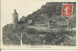 23 . AUBUSSON .  L HORLOGE - Aubusson