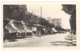 Algérie, Rélizane, Rue Victor Hugo Et Crédit Foncier - Algérie