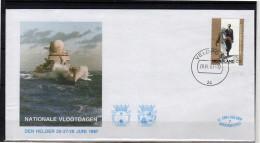 Veldpost Field Post Office # 24 Den Helder 1987 (at37) - Periode 1980-... (Beatrix)