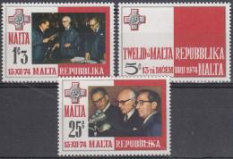 Malta 1975 Nº 500/02 Nuevo - Malta
