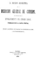 """EBook: """"Medición De Las Rutas Postales"""" - Literatura"""