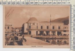 GRECIA GREECE CALINO KALYMNO Calimno  MUNICIPIO 1939 COLONIE  EGEO - Greece