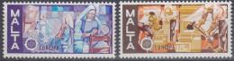 Malta 1976 Nº 527/28 Nuevo - Malte