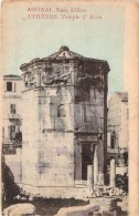 CPA Grèce Athènes Temple D'Eole  BB 1069 - Grèce