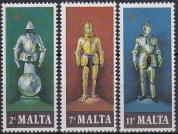 Malta 1977 Nº 537/39 Nuevo - Malta