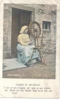 LOGIE O'BUCHAN SPIN AT MY WHEEL TEXTILE TEXTIL HILADO CPA CIRCULEE 1905 - Industrie