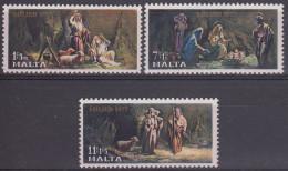Malta 1977 Nº 554/56 Nuevo - Malta