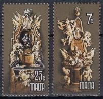 Malta 1978 Nº 564/65 Nuevo - Malta