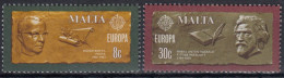 Malta 1980 Nº 603/04 Nuevo - Malta
