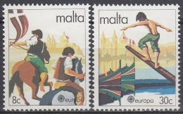 Malta 1981 Nº 616/17 Nuevo - Malta
