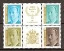 ESPAÑA 1994 - SERIE BASICA DEL REY D. JUAN CARLOS I  - Edifil Nº  3305A-3308A - Yvert Nº 2880a-2904a-2871a-2897a - 1991-00 Unused Stamps