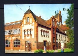 LATVIA  -  Riga  Firefighting Museum  Unused Postcard - Latvia