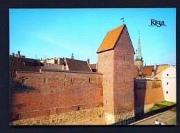 LATVIA  -  Riga  Ramera Tower  Unused Postcard - Latvia