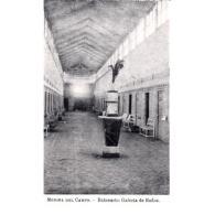 VLLDLTPA3532-LFTD7517.Tarjeta Postal DE VALLADOLID.Edificios,galeria Del BALNEARIO DE MEDINA DEL CAMPO - Valladolid