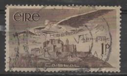 "IRELAND 1948 Air. Inscr ""VOX HIBERNIAE"". - 1d Angel Victor Over Lough Derg  FU - Posta Aerea"