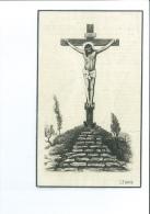 PASTOOR JULES DELVAEL ° ROLLEGEM-KAPELLE ( LEDEGEM ) 1866 ROESELARE TORHOUT MENEN + ALS PASTOOR TE BISSEGEM 1947 - Devotion Images