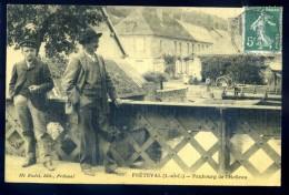Cpa Du  41  Fréteval -- Faubourg De L' Holleau   LIOB83 - Non Classificati