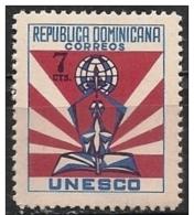 Domenicana/Dominicaine/Dominican: Inaugurazione Sede, Inauguration Venue, Le Lieu De L'inauguration - UNESCO