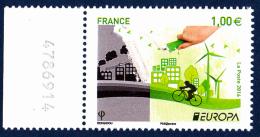 FRANCE 2016 Europa Neufs**/postfrich Avec Bord De Feuille Numéroté - 2016