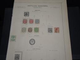 ANTILLES DANOISES - Collection - A Voir - Lot N° 15593 - Deens West-Indië