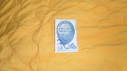 CHROMO OU IMAGE ANCIENNE DATE ?. / AU PARADIS DES ENFANTS. / OEUFS DE PAQUES. - Trade Cards