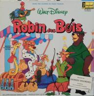 Georges Descrières 33t. LP *robin Des Bois* - Kinderlieder