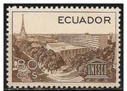 Ecuador/Équateur: Palazzo UNESCO, Palais De L'UNESCO, UNESCO Palace - UNESCO
