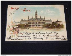 Austria Wien Gruss Aus__(4273) - Vienne