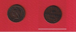 Dupré    -- 1 Centime 1851 A --  état  TTB - France
