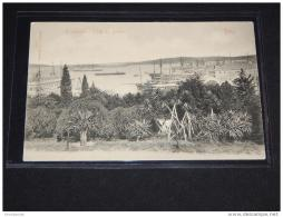 Croatia Pola Kriegshafen Porto Da Guerra__(8881) - French Congo - Other