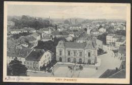 CIREY Cachet Ersatz Division 1916 (Senetik) Meurthe & Moselle (54) - Cirey Sur Vezouze