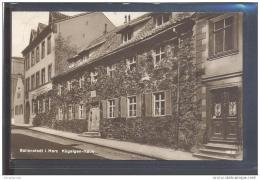 Germany Ballenstedt I.Harz Kugelgen-Haus -29__(10079) - Ballenstedt