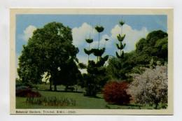 Botanical Gardens, Trinidad, B.W.I. - Postcards