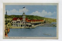 Harbour Masters Office, Trinidad, B.W.I. - Postcards