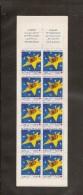 OA 7280 / FRANCE 1997 Yvert Carnet Non Plié 2046 ** - Croix Rouge - Fêtes De Fin D'année - Red Cross