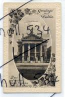 Ireland Dublin Rathmines RC Church Postcard 1900s By Byrne Stationer Of Dublin - Dublin