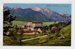 Schloss Ambras Bei Innsbruck. - Innsbruck