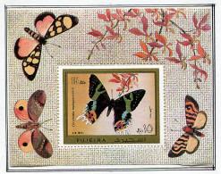 (cl.38 - P.21) Fujeira * Bloc - Papillons - - Butterflies