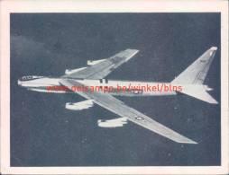 1954 B-52 Stratofortress - Aviation